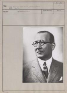 Karl Wilhelm Scheibler, Litzmannstadt