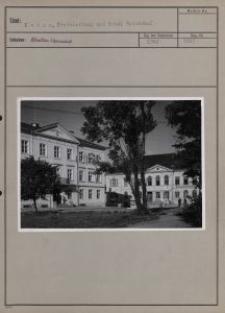 Kutno : Kreisleitung und Hotel Reichshof