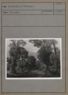 Landschaft aus d. Warthegau