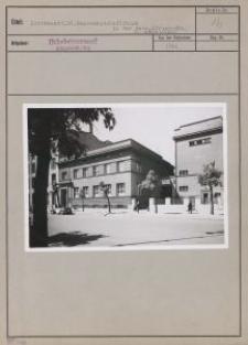 Litzmannst. : Dt. Genossenschaftsbank in der Herm. Göring-Str.