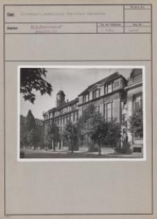 Litzmannst. : ehemaliges deutsches Gymnasium