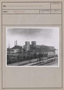 Litzmannst. : Erzhausen, Textilwerke von Horak
