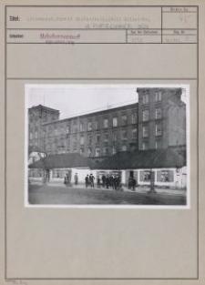 Litzmannst. : Fabrik Silberstein, Adolf Hitlerstr.