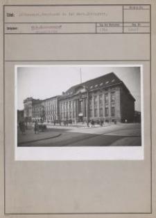 Litzmannst. : Hauptpost in der Herm. Göringstr.