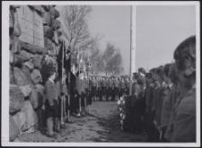 Litzmannst. : Heldengedenken des B.D.M. 1941