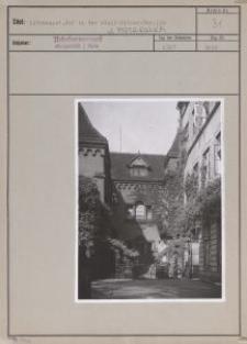 Litzmannst. : Hof in der Adolf-Hitler-Str. 153