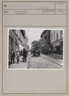 Litzmannst. : Meisterhausstr. / [fot. Włodzimierz Pfeiffer]