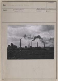 Litzmannst. : rauchende Schlote / [fot. Włodzimierz Pfeiffer]