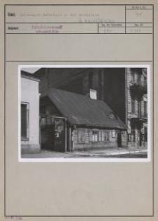 Litzmannst. : Weberhaus in der Buschlinie