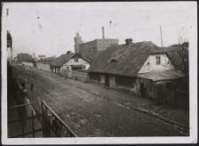 Litzmannstadt : am Ende der Buschlinie im Jahre 1912