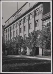 Litzmannstadt : Finanzamt / [fot. Włodzimierz Pfeiffer]