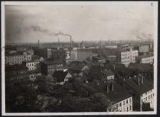 Litzmannstadt : Gesamtansicht in Richtung Süd-Ost : (St. Johannis Kirche) / [fot. Włodzimierz Pfeiffer]
