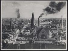 Litzmannstadt : Gesamtansicht m. St. Matthäi