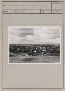 Litzmannstadt : Gesamtansicht von Erzhausen aus / [fot. Włodzimierz Pfeiffer]