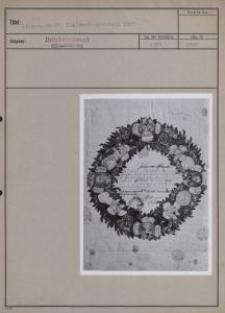Litzmannstadt : Konfirmationsschein 1839