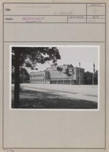 Litzmannstadt : Sporthalle