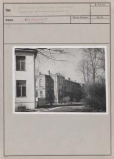 Litzmannstadt : Städtische Kinderklinik : (ehemalige Anne-Marie-Krankenhaus)