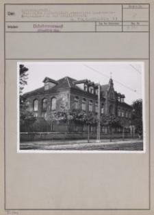 Litzmannstadt : Städtische Kinderklinik, ehemaliges Anne-Marie-Krankenhaus in der Ostlandstraße