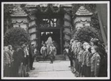 Litzmannstadt, Bestattung ermordeter Volksdt. 1940
