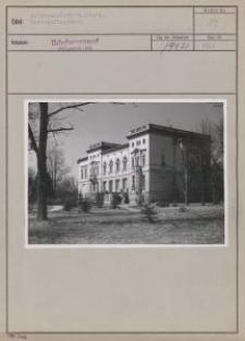 Litzmannstadt-Waldborn : Gauschulungsburg