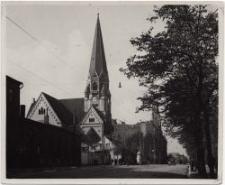 Lodz : St. Matthäikirche