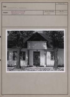 Löwenstadt : Holzhaus