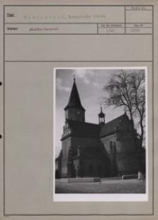 Pabianitze : katholische Kirche