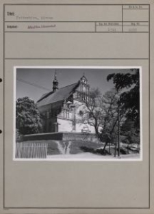 Poddembice : Kirche
