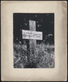 Soldatengrab bei Litzmannstadt