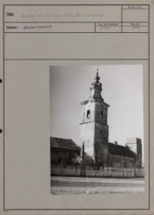Sulejow bei Petrikau (GG) : Klosterkirche