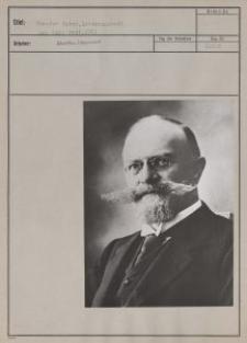 Theodor Ender, Litzmannstadt : geb. 1861 gest. 1921