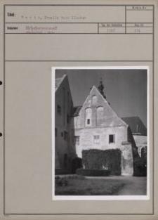 Warta : Kapelle beim Kloster