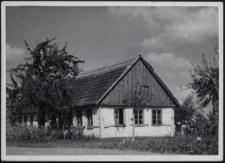 Weberhaus bei Zdunska-Wola