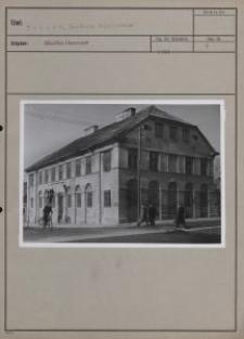 Zgierz : Deutsche Volksschule