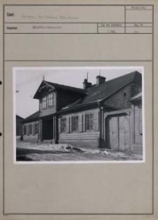 Zgierz : deutsches Weberhaus
