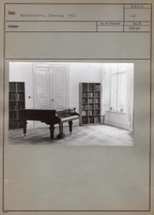 Musikbücherei, Leseraum 1942