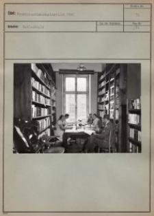 Praktikantinnenunterricht 1941