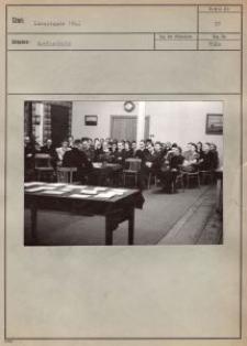 Lesestunde 1942